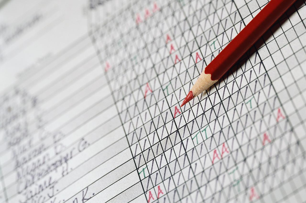 attendance sheet for school - Muck.greenidesign.co